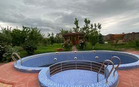 7-комнатный дом, 550 м², 25 сот., мкр Туран за 340 млн 〒 в Шымкенте, Каратауский р-н