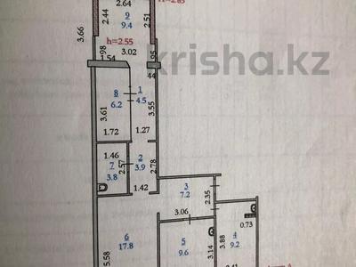 Магазин площадью 75 м², Zubanova за 38 млн 〒 в Актобе, мкр 8