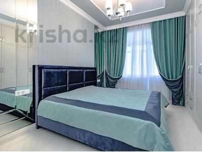 4-комнатная квартира, 160 м², 10/18 этаж помесячно, Баянауыл 1 за 230 000 〒 в Нур-Султане (Астане)