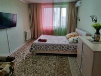 1-комнатная квартира, 34 м², 5/9 этаж посуточно, 7-й микрорайон 7 — Темирбаева за 5 000 〒 в Лисаковске