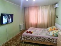 1-комнатная квартира, 34 м², 5/9 этаж посуточно, 7-й микрорайон 7 — Темирбаева за 6 000 〒 в Лисаковске