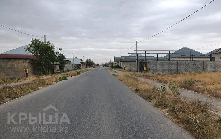 Участок 8 соток, мкр Кайтпас 2, Кайтпас 2 срочно за 8.7 млн 〒 в Шымкенте, Каратауский р-н