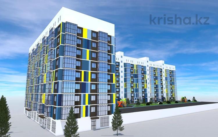 3-комнатная квартира, 89.01 м², Самал 82 за ~ 20.3 млн 〒 в Уральске
