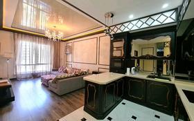 2-комнатная квартира, 80 м² помесячно, Аль-Фараби 21 — Каратаева за 360 000 〒 в Алматы, Бостандыкский р-н