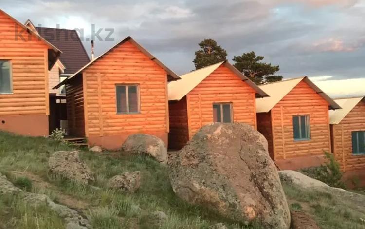 1-комнатный дом посуточно, 20 м², 6 сот., Советская 28 за 10 000 〒 в Бурабае