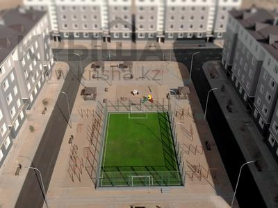 2-комнатная квартира, 58.1 м², 1/5 этаж, мкр Асар-2, Мкр Асар-2 12 — Алматинская трасса за ~ 12.8 млн 〒 в Шымкенте, Каратауский р-н