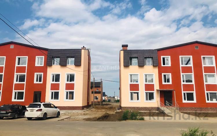 2-комнатная квартира, 55.6 м², 1/3 этаж, Коргалжынское шоссе 43 — Исатай батыра за ~ 10.3 млн 〒 в Нур-Султане (Астана), Есиль р-н