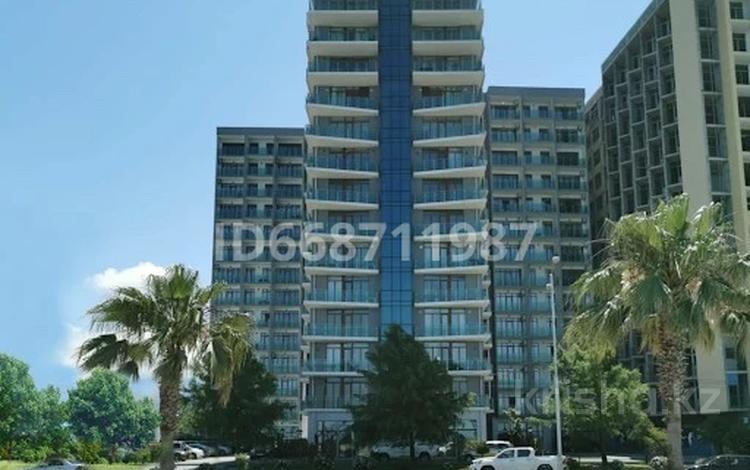 1-комнатная квартира, 35 м², 3/12 этаж посуточно, Maria Kaczynski Stree 23 за 10 000 〒 в Батуми