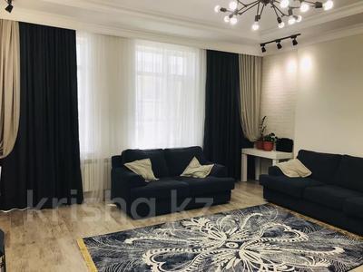 4-комнатная квартира, 160 м², 14/15 этаж, Керей и Жанибек хандар — Сауран за ~ 90 млн 〒 в Нур-Султане (Астана)