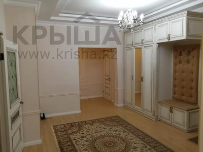 4-комнатная квартира, 150 м², 24 этаж помесячно, Желтоксан 2 за 290 000 〒 в Нур-Султане (Астана), Есиль р-н — фото 5