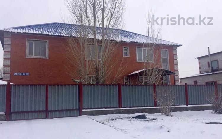 6-комнатный дом, 290 м², Лепсы 6 — Хантау за 78 млн 〒 в Нур-Султане (Астана)
