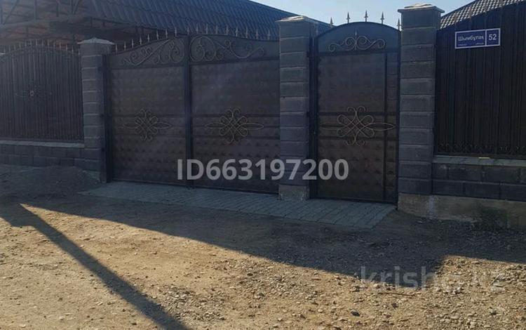 4-комнатный дом, 130 м², 8 сот., Шымьулак за 27 млн 〒 в Узынагаш
