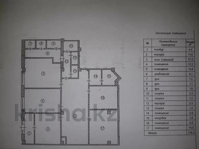 Помещение площадью 119 м², Кабанбай Батыра за 44 млн 〒 в Нур-Султане (Астана), Есиль р-н — фото 11