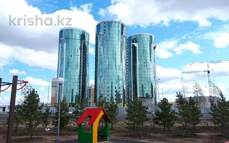 2-комнатная квартира, 91.96 м², 21/22 этаж, Е-10 2а — Чингиза Айтматова за ~ 27.6 млн 〒 в Нур-Султане (Астана), Есиль р-н