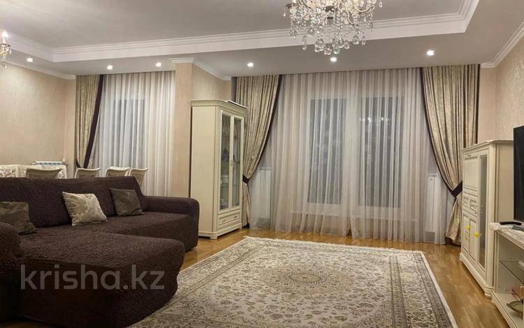 3-комнатная квартира, 135 м², 6/8 этаж, Мкр. Мирас за 89.5 млн 〒 в Алматы, Бостандыкский р-н