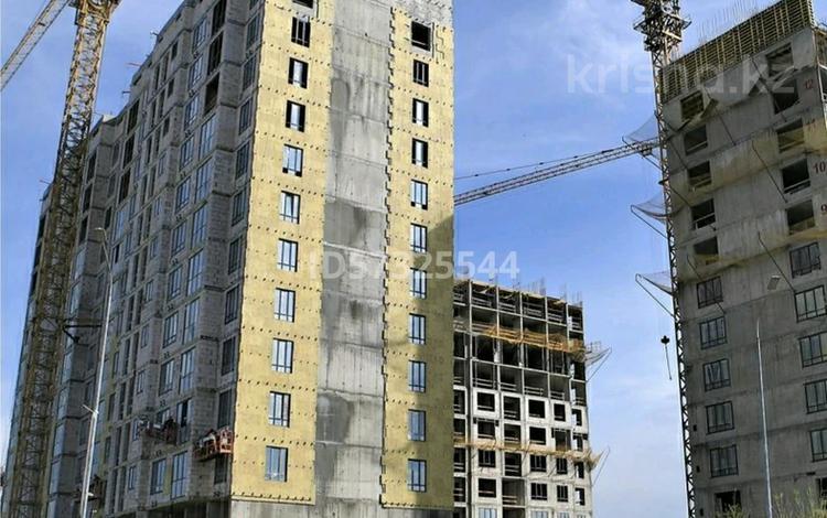 1-комнатная квартира, 54 м², 5/16 этаж, мкр Нурсат за 19.3 млн 〒 в Шымкенте, Каратауский р-н