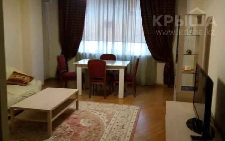 3-комнатная квартира, 120 м² помесячно, Нурмакова 79 за 250 000 〒 в Алматы, Алмалинский р-н