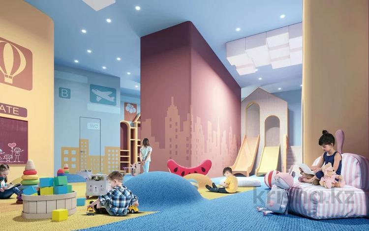 4-комнатная квартира, 144.21 м², Макатаева 2 — Наркесен за ~ 75.3 млн 〒 в Нур-Султане (Астана)