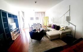 3-комнатная квартира, 120 м² помесячно, Аль-Фараби 77/3 за ~ 1.3 млн 〒 в Алматы, Бостандыкский р-н