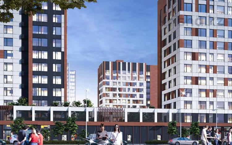 2-комнатная квартира, 59.06 м², Туран — №24 за ~ 18.5 млн 〒 в Нур-Султане (Астана)