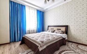 2-комнатная квартира, 60 м², 6/14 этаж посуточно, Сарайшык 5 — Кабанбай за 12 000 〒 в Нур-Султане (Астана), Есиль р-н