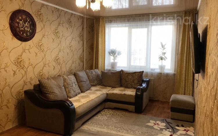 2-комнатная квартира, 54.6 м², 1/5 этаж, Жалела Кизатова за ~ 16.1 млн 〒 в Петропавловске