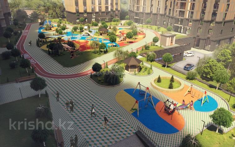 3-комнатная квартира, 105 м², 5/21 этаж, Варламова 33 за ~ 38.8 млн 〒 в Алматы, Бостандыкский р-н