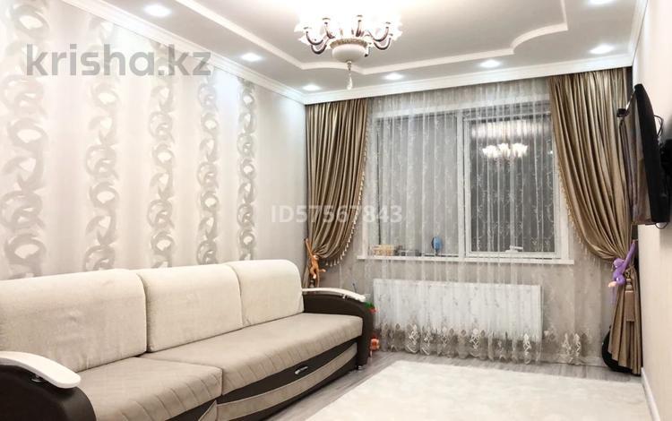 1-комнатная квартира, 40.2 м², 18/24 этаж, 23-15 15/2 за 18.5 млн 〒 в Нур-Султане (Астана), Алматы р-н