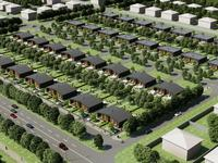3-комнатный дом, 117 м², Республики — Улы Дала за ~ 30.2 млн 〒 в Косшы