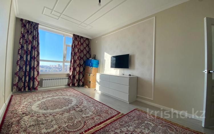 2-комнатная квартира, 61 м², 5/9 этаж, Улы Дала за 25.8 млн 〒 в Нур-Султане (Астана), Есиль р-н