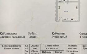 Магазин площадью 60 м², Нурмагамбетова 7 за 18 млн 〒 в Акколе