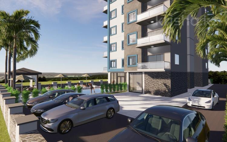 3-комнатная квартира, 136 м², 2/5 этаж, Авсаллар за 27 млн 〒 в