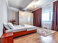 2-комнатная квартира, 110 м², 7/36 этаж посуточно, Достык 5/2 — Кабанбай Батыра за 15 000 〒 в Нур-Султане (Астане), Есильский р-н