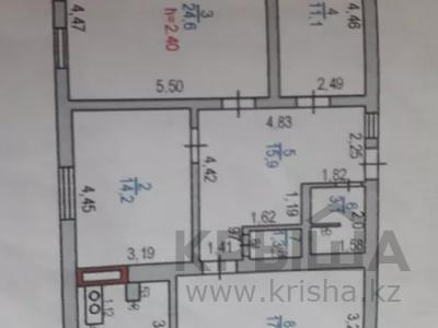 Дача с участком в 6.1 сот., 2 улица 309 за 10 млн 〒 в Нур-Султане (Астана), Есильский р-н