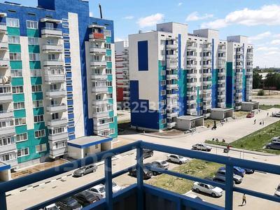 2-комнатная квартира, 54.9 м², 6/10 этаж помесячно, Карагайлы 21 за 50 000 〒 в Семее — фото 8