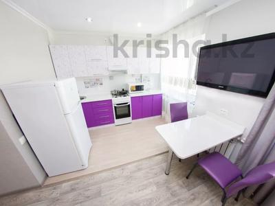 1-комнатная квартира, 35 м², 4/4 этаж посуточно, Интернациональная 55 за 8 000 〒 в Петропавловске — фото 3