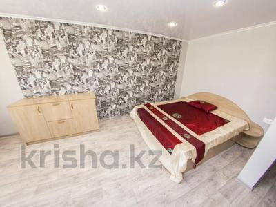 1-комнатная квартира, 35 м², 4/4 этаж посуточно, Интернациональная 55 за 8 000 〒 в Петропавловске — фото 6