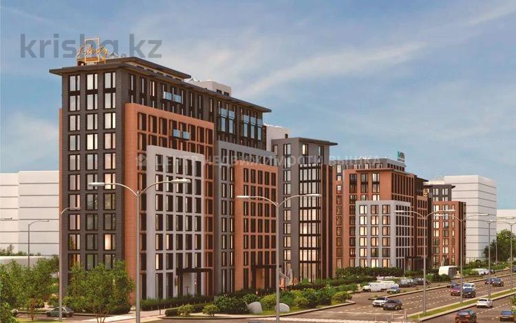 4-комнатная квартира, 118.75 м², 9 этаж, Кайым Мухамедханова 11 за ~ 53.4 млн 〒 в Нур-Султане (Астана), Есиль р-н
