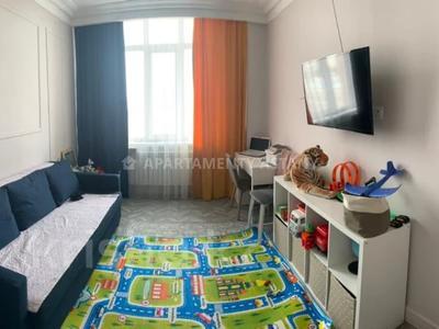 3-комнатная квартира, 77 м², 5/9 этаж, Ильяса Омарова за 33 млн 〒 в Нур-Султане (Астана), Есиль р-н — фото 5
