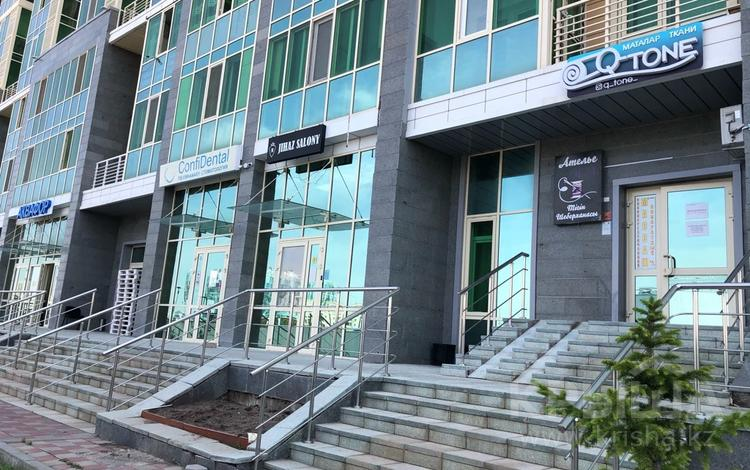 Помещение площадью 120 м², Кабанбай батыра 48 за 67 млн 〒 в Нур-Султане (Астана), Есиль р-н