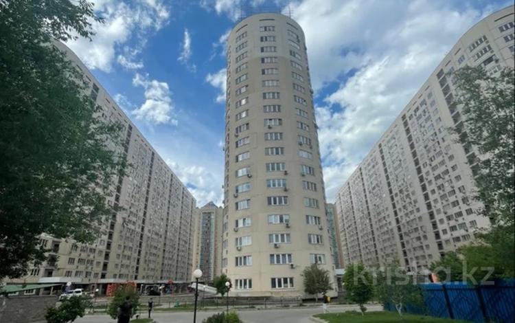 1-комнатная квартира, 50 м², 1/18 этаж, Брусиловского 167 за 21 млн 〒 в Алматы, Алмалинский р-н