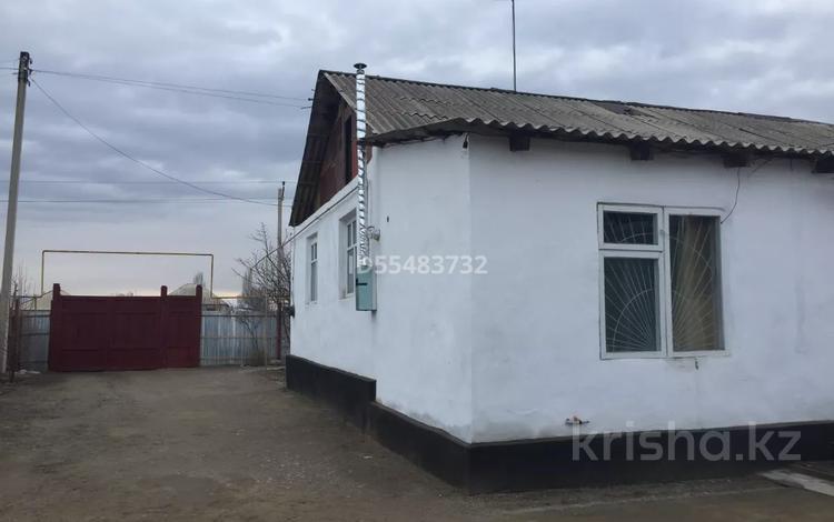 4-комнатный дом, 81 м², 5.54 сот., Центральная за 10 млн 〒 в Таразе