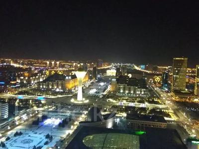 3-комнатная квартира, 150 м², 39/41 этаж посуточно, Достык 5/1 за 16 000 〒 в Нур-Султане (Астана), Есиль р-н — фото 18
