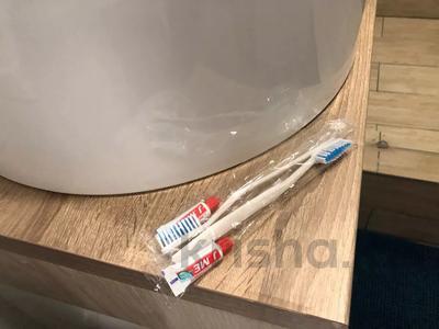 1-комнатная квартира, 41 м², 3 этаж посуточно, Академика Бектурова 21 — Торайгырова за 11 000 〒 в Павлодаре