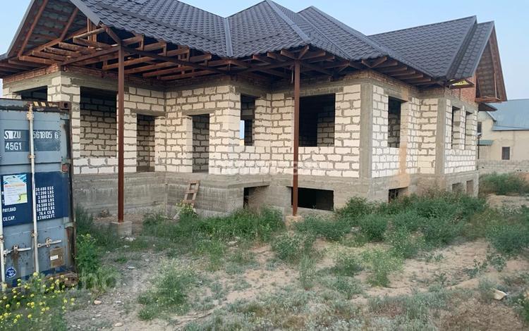 8-комнатный дом, 200 м², 8 сот., Новостройка 7 улица угловая за 14.5 млн 〒 в Жаркенте