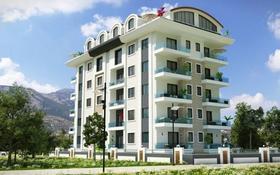 2-комнатная квартира, 62 м², 1/6 этаж, Аланья 1 за ~ 25.8 млн 〒