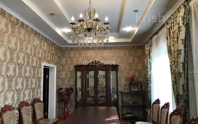 9-комнатный дом, 168 м², 10 сот., Ул.Амирбеков 29 — Кошерова за 40 млн 〒 в Шымкенте, Каратауский р-н