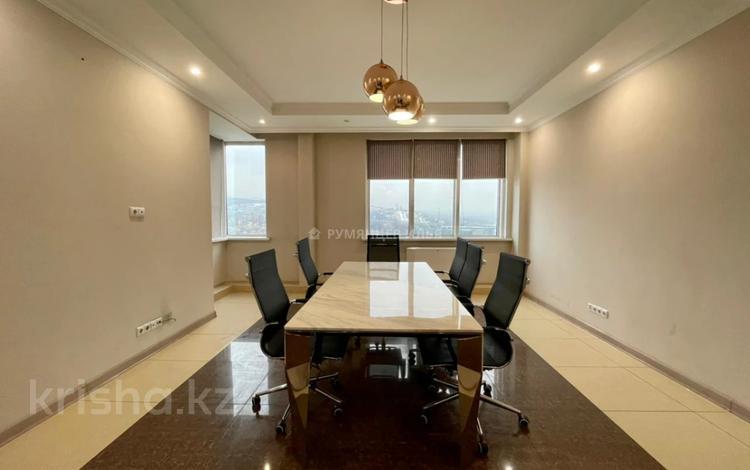 Офис площадью 170 м², проспект Аль-Фараби 7к5А — Козырбаева за 125 млн 〒 в Алматы, Медеуский р-н