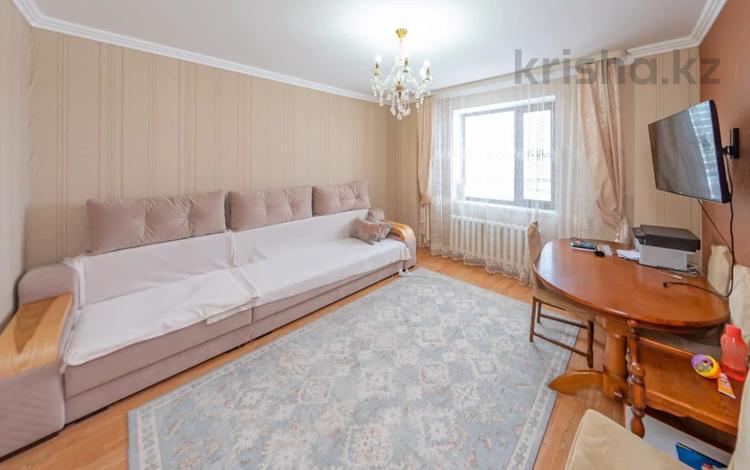 3-комнатная квартира, 80 м², 4/12 этаж, Орынбор 2 за 25.9 млн 〒 в Нур-Султане (Астана), Есиль р-н