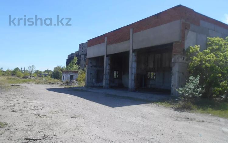 Завод 6.9 га, Промышленный район — Промбаза за ~ 126.8 млн 〒 в Рудном
